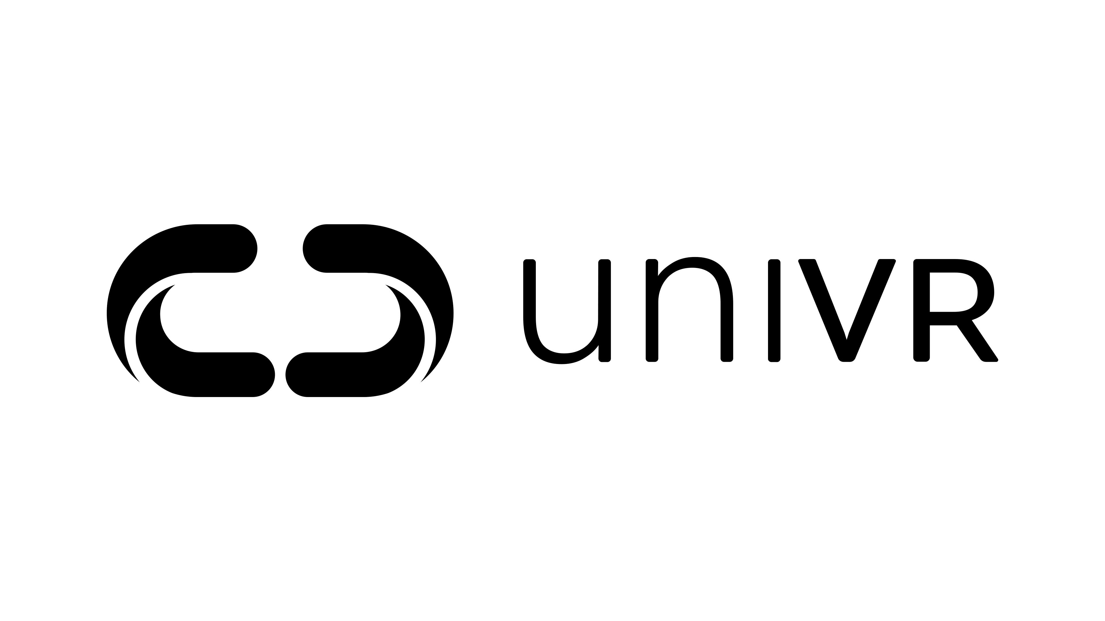 Logotype uniVR studio